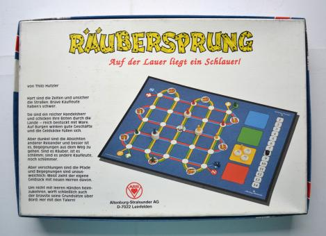 Räubersprung ASS