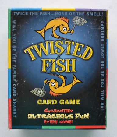 Twisted Fish - 2006 Kartenspiel (englische Version)