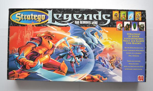 Stratego Legends Jumbo 1999