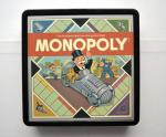 Monopoly Retro 2009 Parker deutsche Version Hartbox